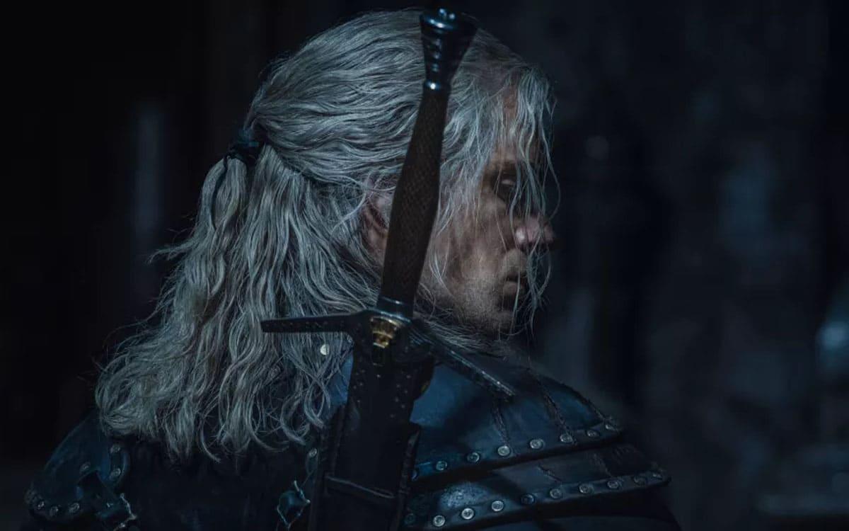 The Witcher saison 2 Geralt