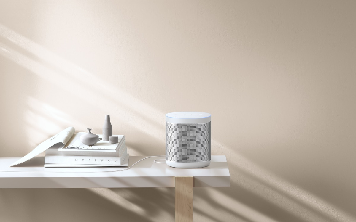 xiaomi mi smart speaker officiel