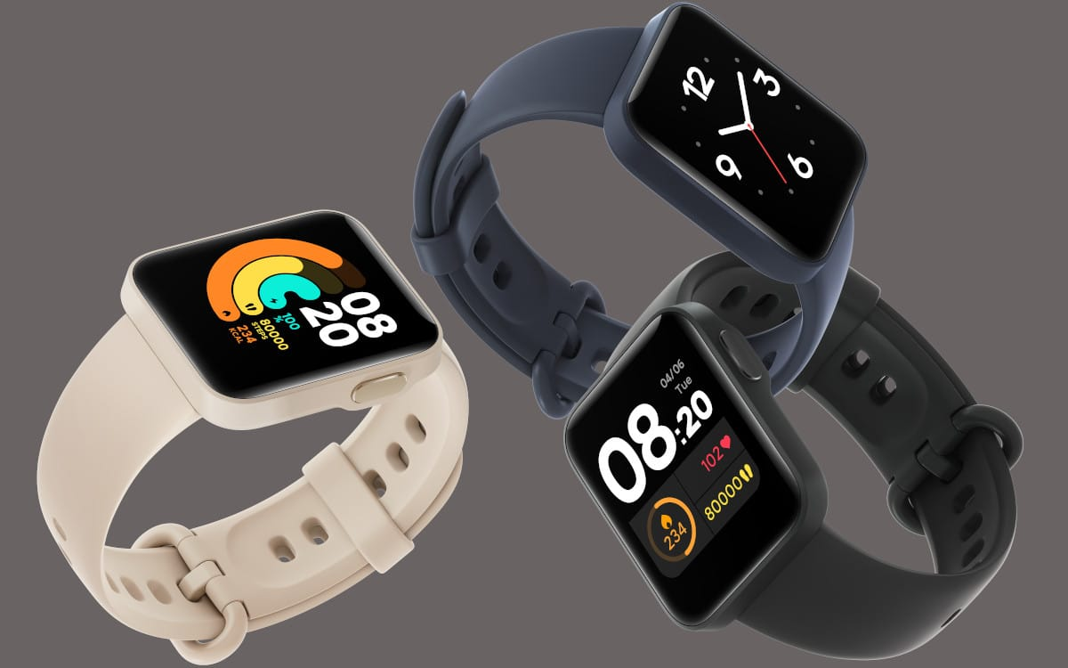 xiaomi mi watch lite officiel 2