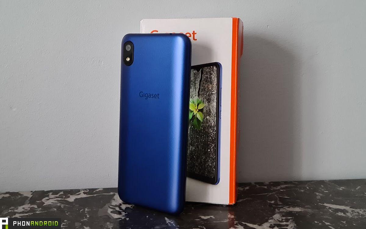 Test Gigaset GS110 : le téléphone « Lidl » ne fait même pas le minimum - PhonAndroid