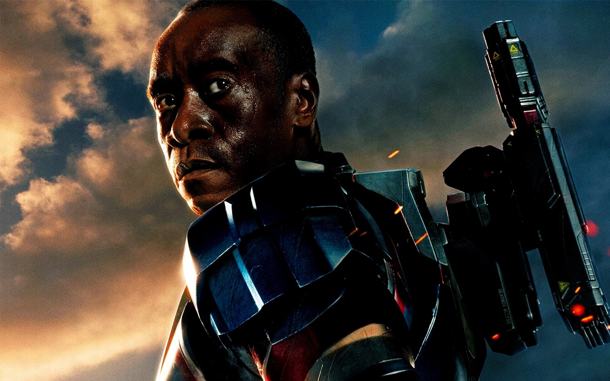 Don Cheadle Rhodey War Machine