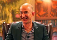 Jeff Bezos Crédit Steve Jurvetson via Flickr