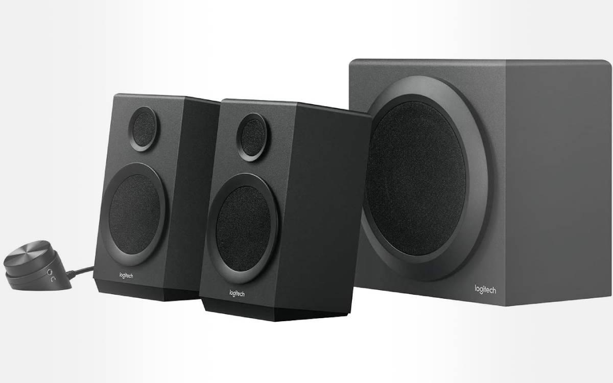 haut-parleurs Logitech Z333 en promo