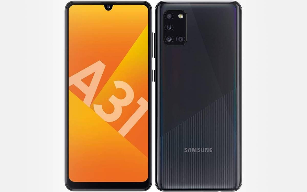 Samsung Galaxy A31 pas cher