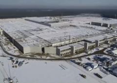 Tesla giga usine Berlin