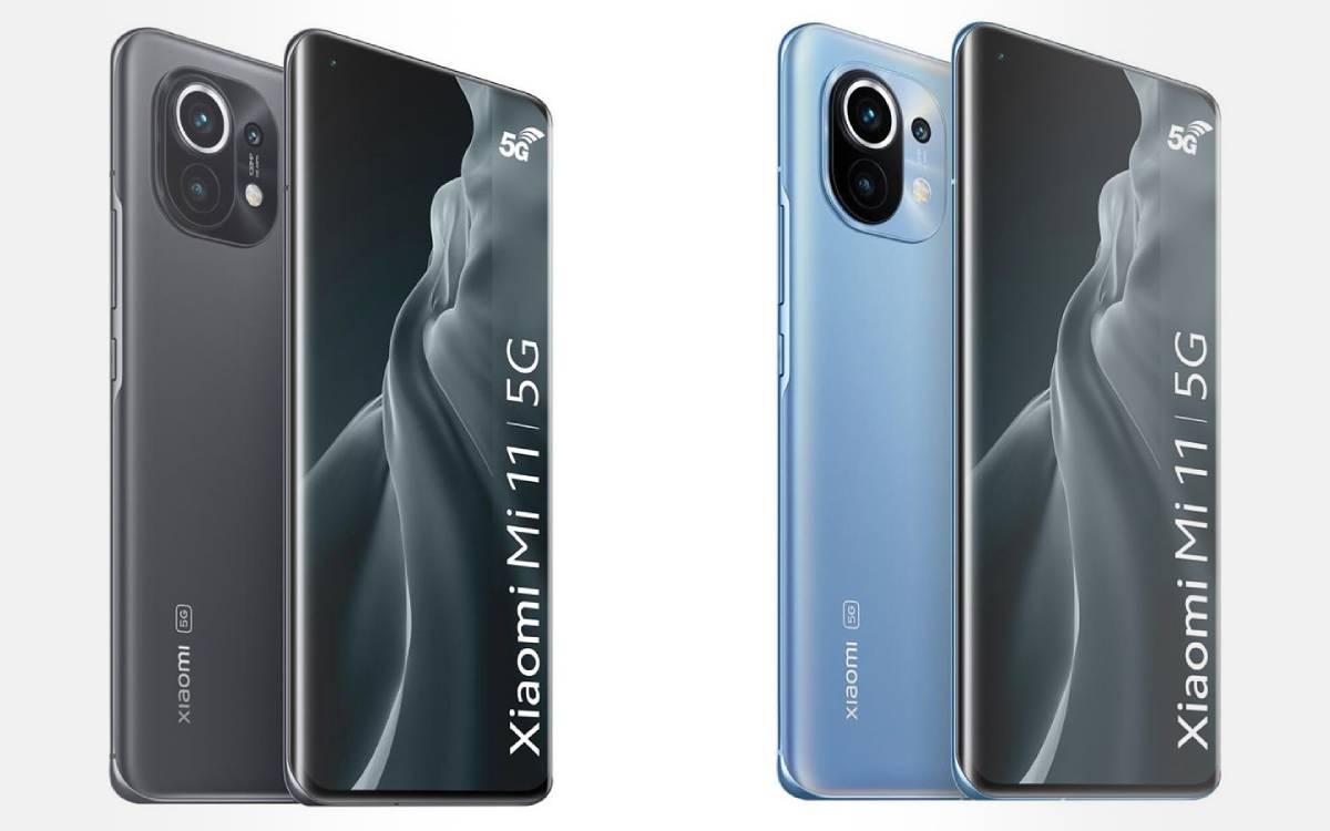 Sosh casse déjà le prix du Xiaomi Mi 11 - PhonAndroid