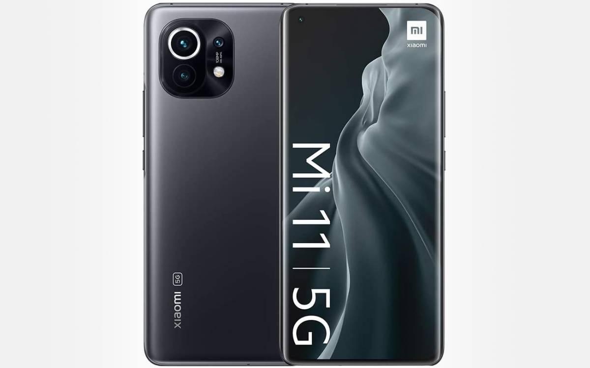 Xiaomi Mi 11 5G en précommande