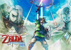 Zelda Skyward Sword Swicth