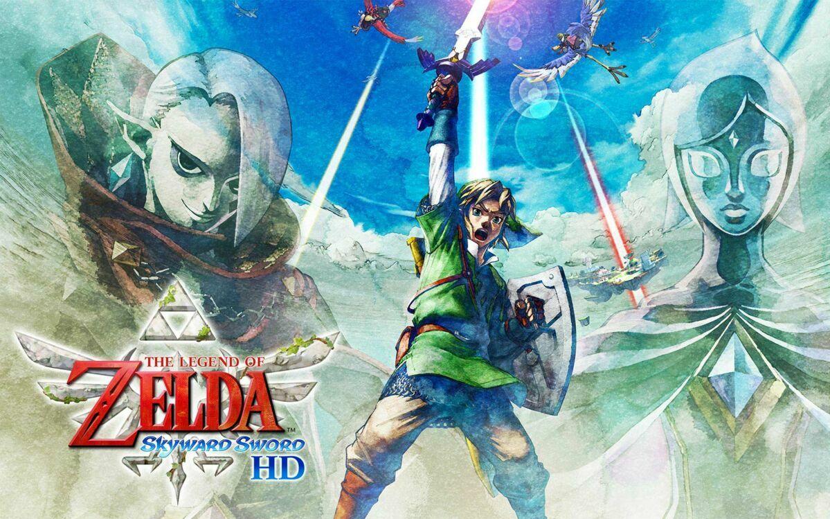 Zelda Skyward Sword Nintendo Switch