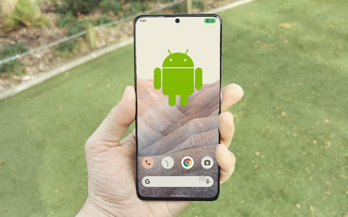 android-12 google inspire ios 14 copie