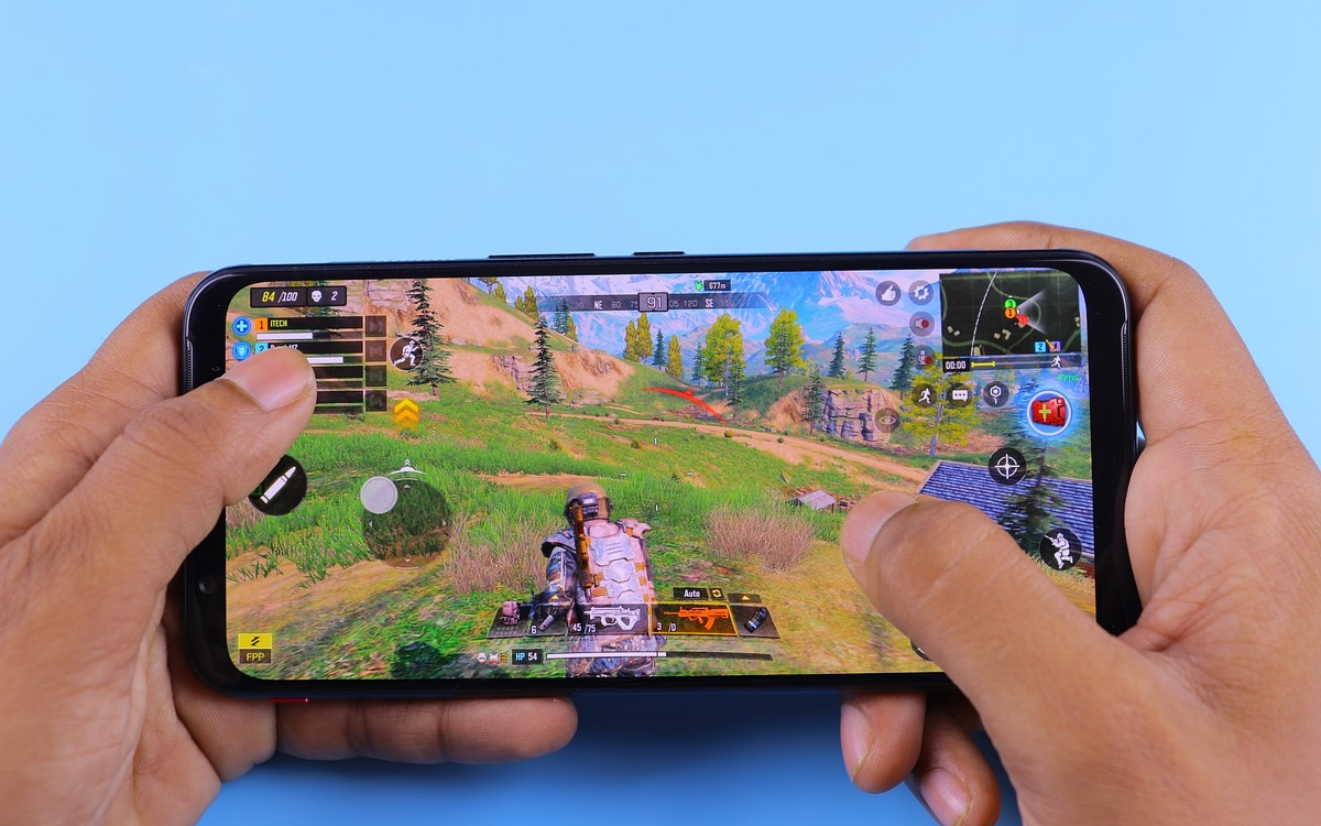 android 12 mode gaming intelligent