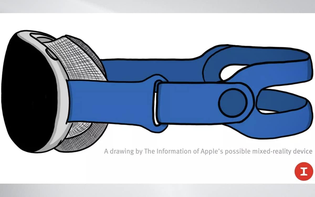 Apple Glass sketch