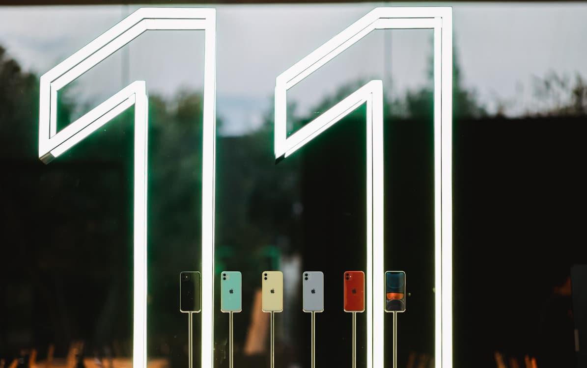 apple iphone 11 meilleure vente 2020