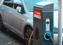 borne charge voiture electrique