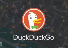 duckduckgo maps une