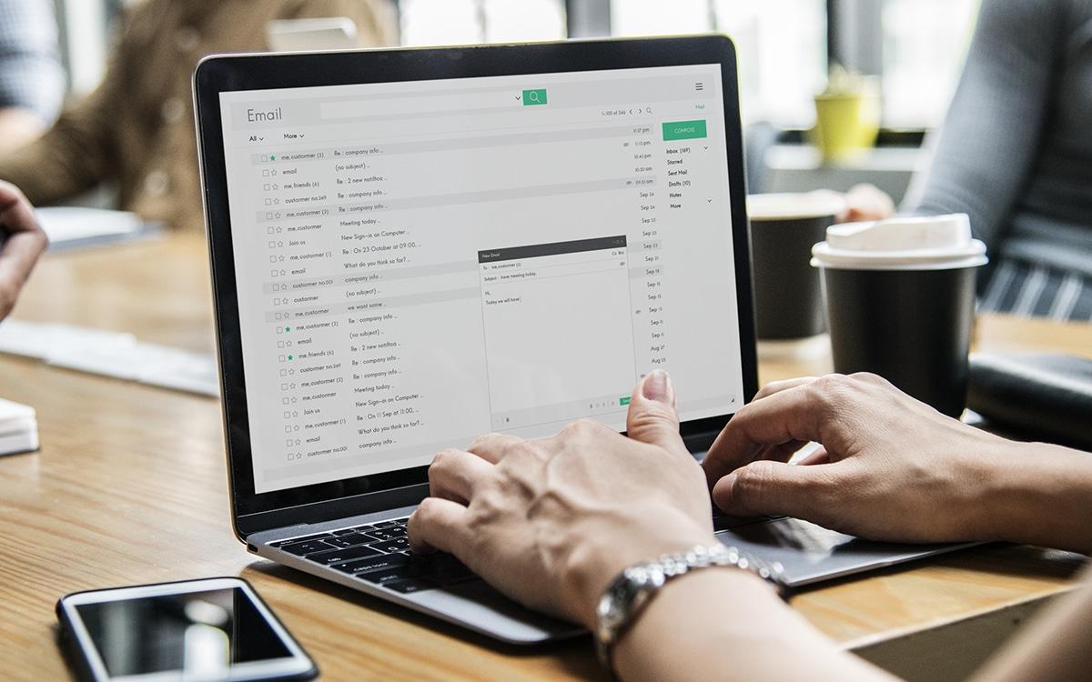 Sécurité : les deux tiers des mails que l'on reçoit aujourd'hui contiennent un pixel espion