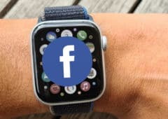 facebook montre connectée
