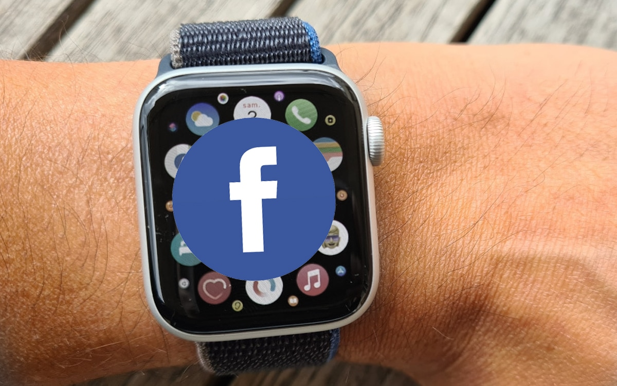 facebook montre connectée