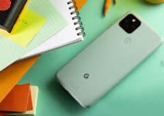 google pixel 6 nouveau capteur