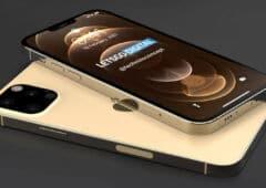 iPhone 13 pro design copie