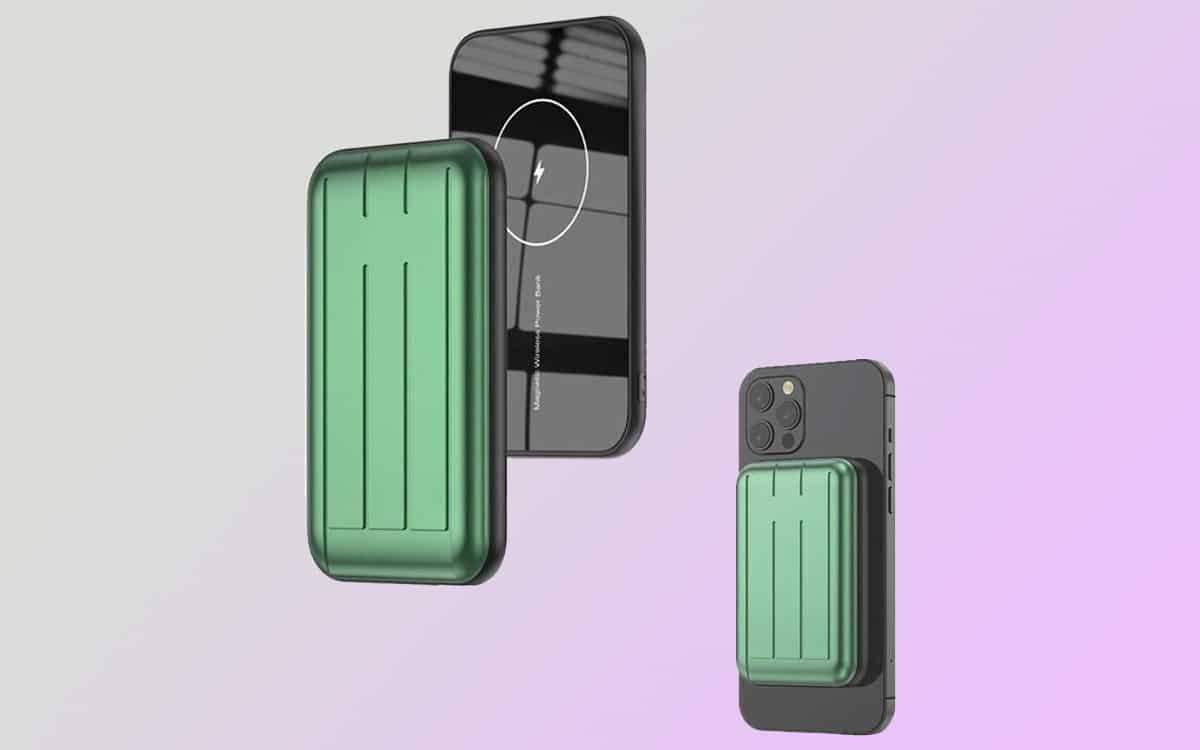 iphone 12 apple batterie externe magsafe