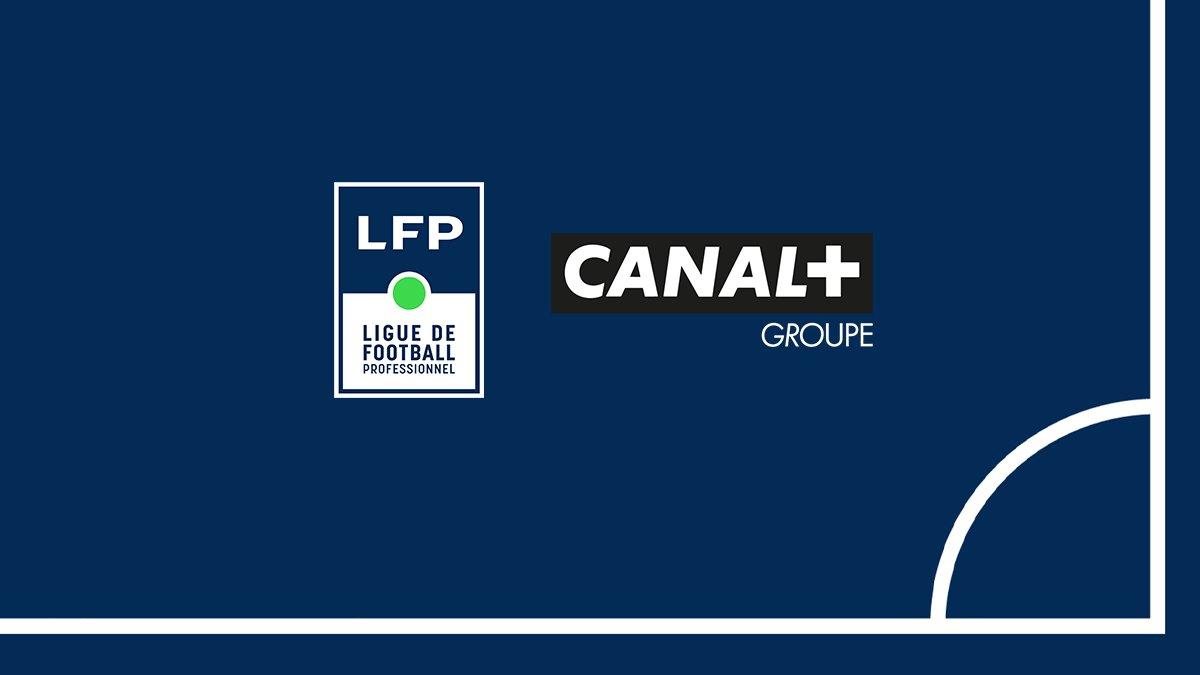 Ligue 1 droits Canal+