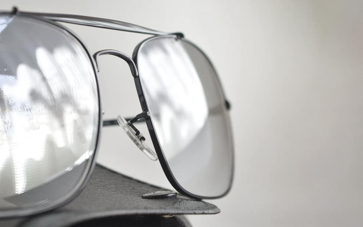 lunettes Apple Glass