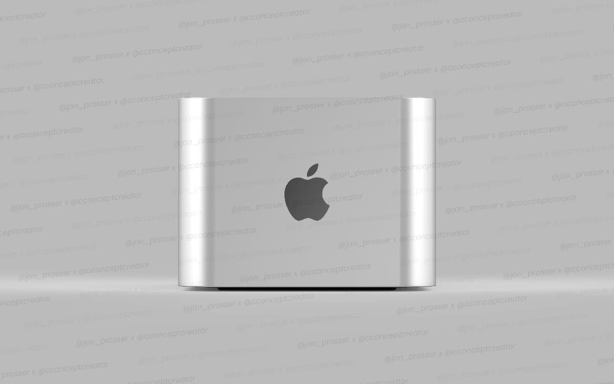 mac pro mini leak
