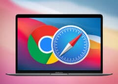 macbook air m1 chrome safari