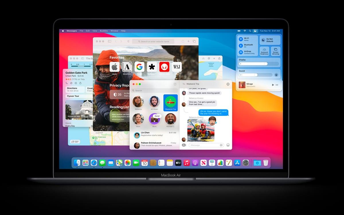 MacBook M1