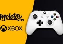 molotov sur Xbox