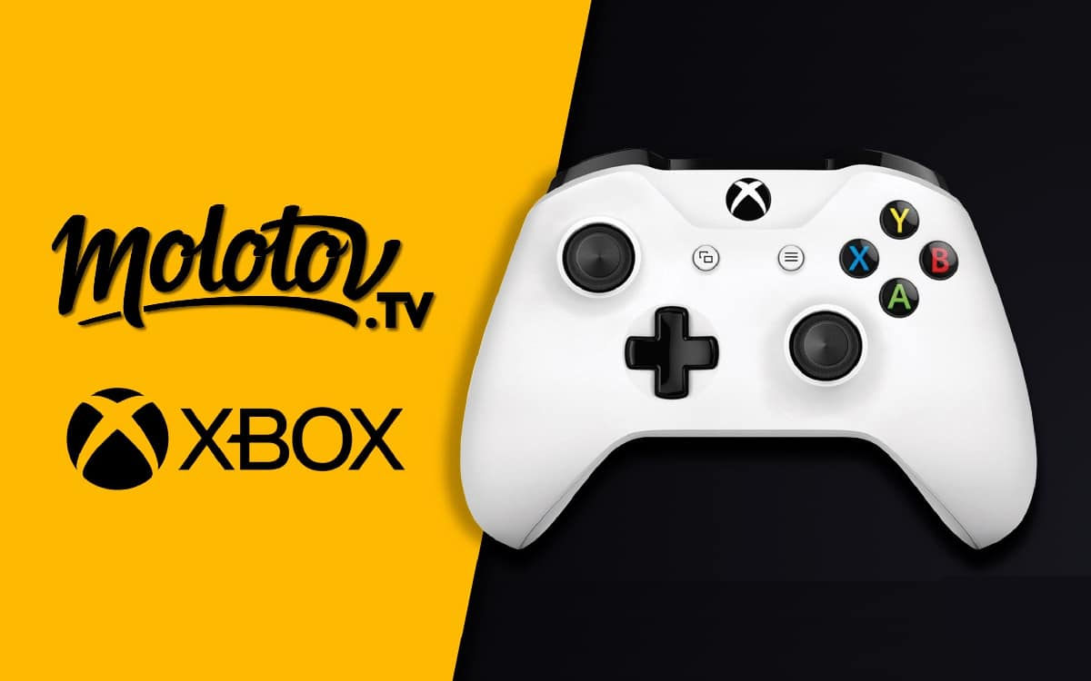 Molotv.fr sur Xbox