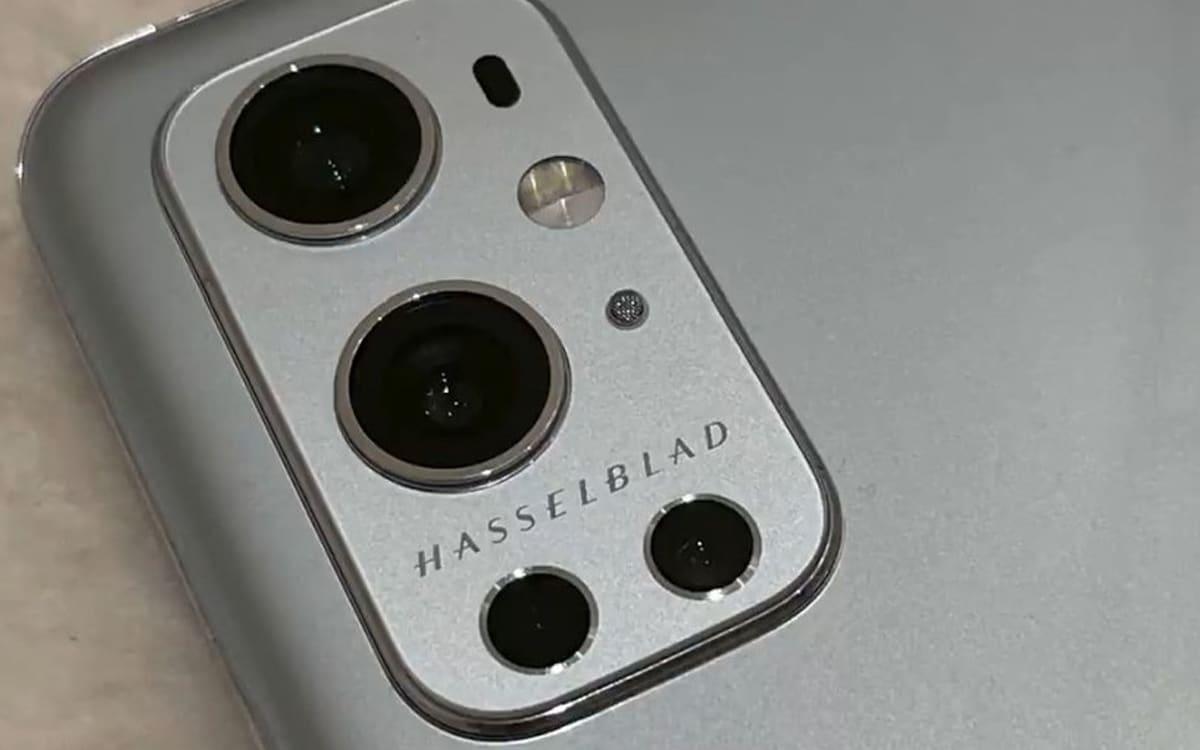 onePlus 9 pro appareil photo hasselblad