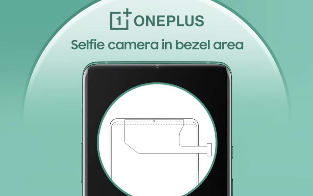OnePlus a trouvé une astuce originale pour cacher le capteur selfies de ses smartphones - PhonAndroid