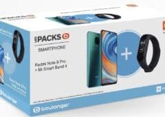 pack Xiaomi Redmi Note Pro 9 Mi Band 4