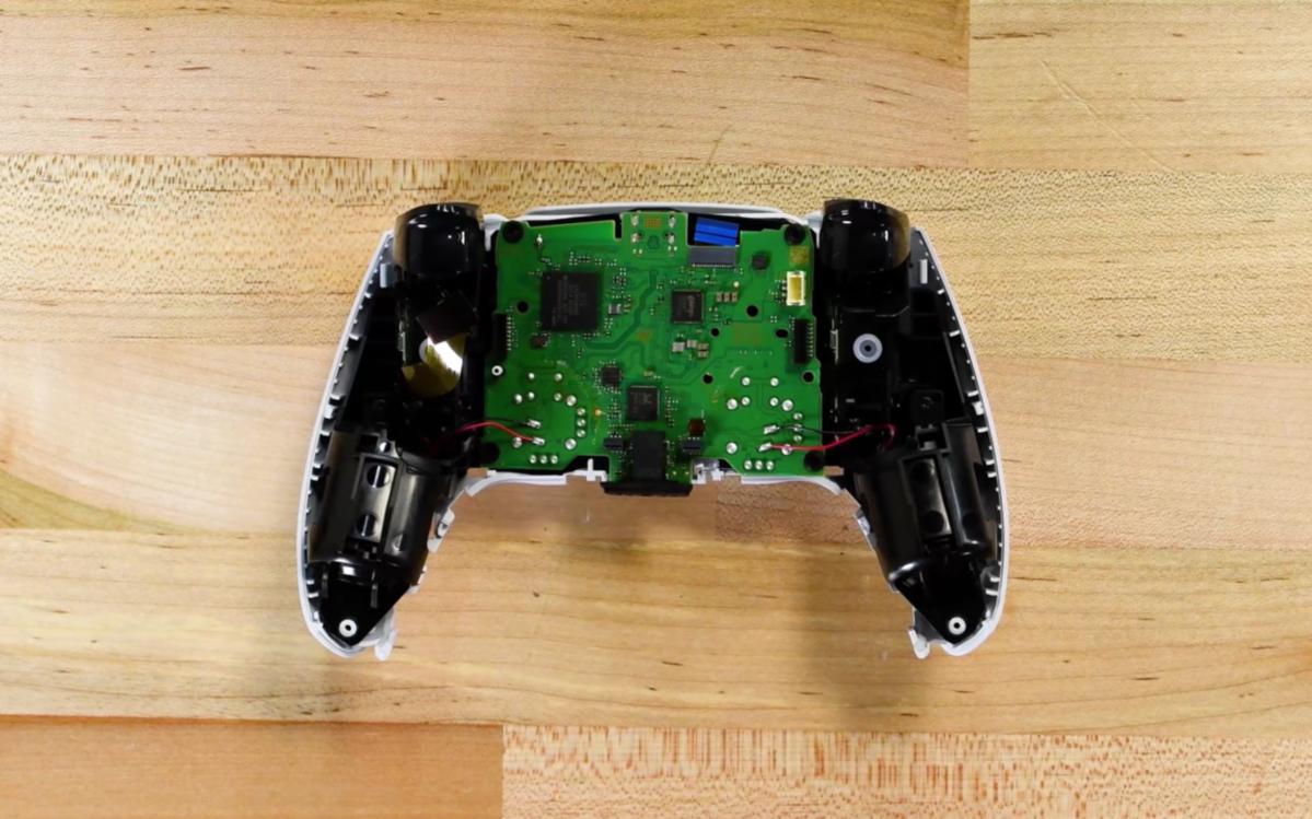 PS5 manette DualSense demontage