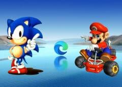 sonic mario jeux microsoft