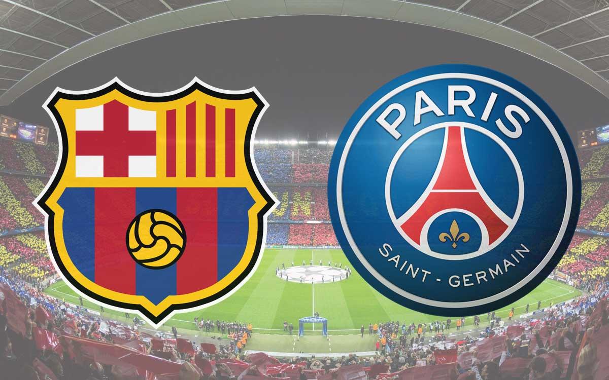 Streaming Barcelone PSG 2021