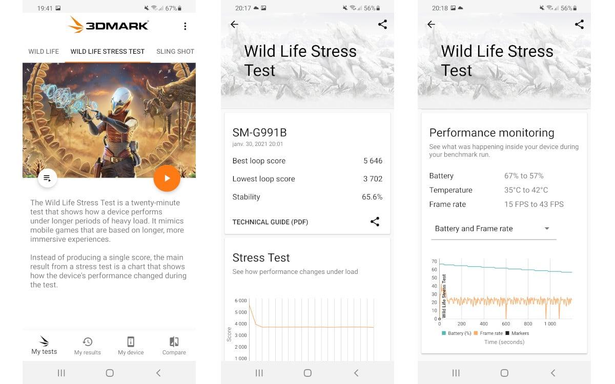 test galaxy s21 performance 4