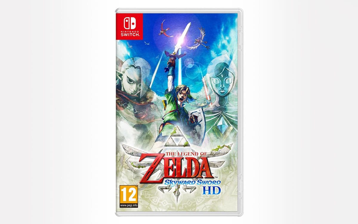The Legend of Zelda Skyward-sword HD