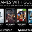 xbox games with gold mars 2021