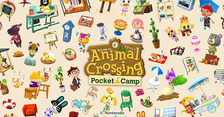 Télécharger Animal Crossing : Pocket Camp