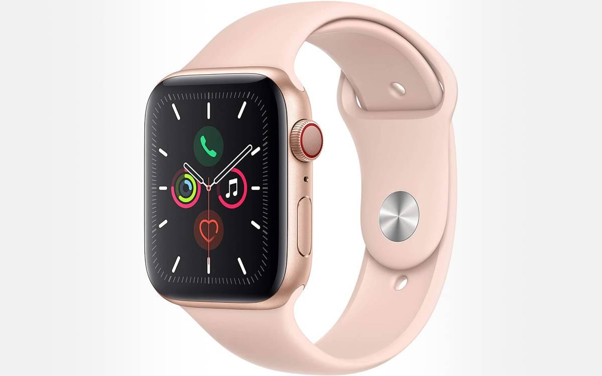 Apple Watch Series 5 en promotion
