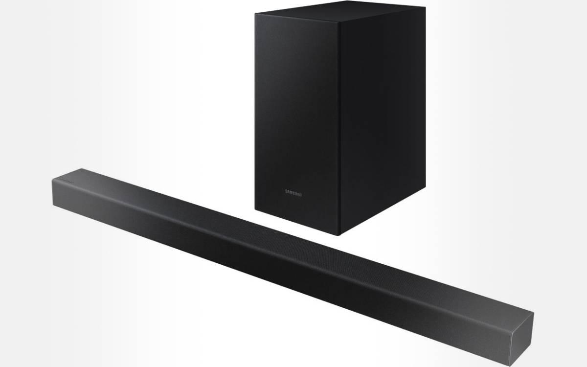 Barre de son Samsung HW-T420 en promotion