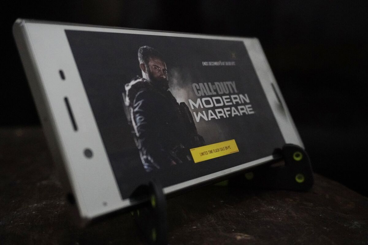 Télécharger Call of Duty Mobile
