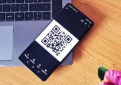 Comment scanner QR Code smartphone