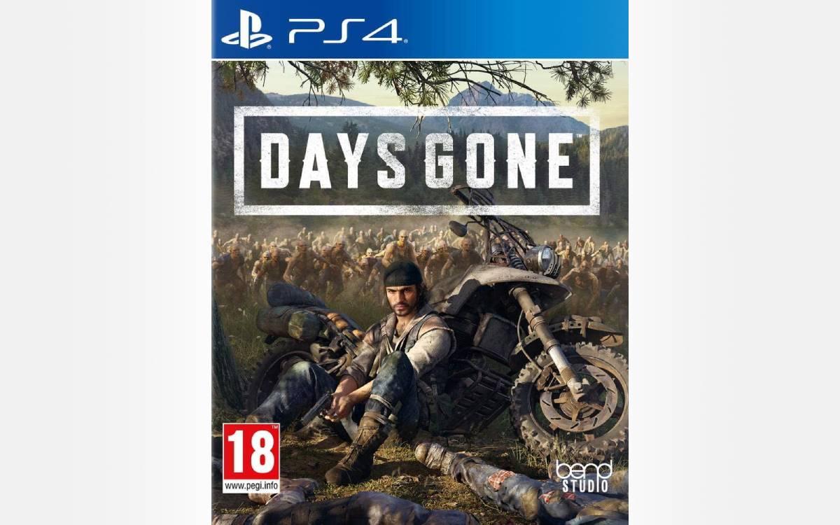 Days Gone pas cher sur PS4