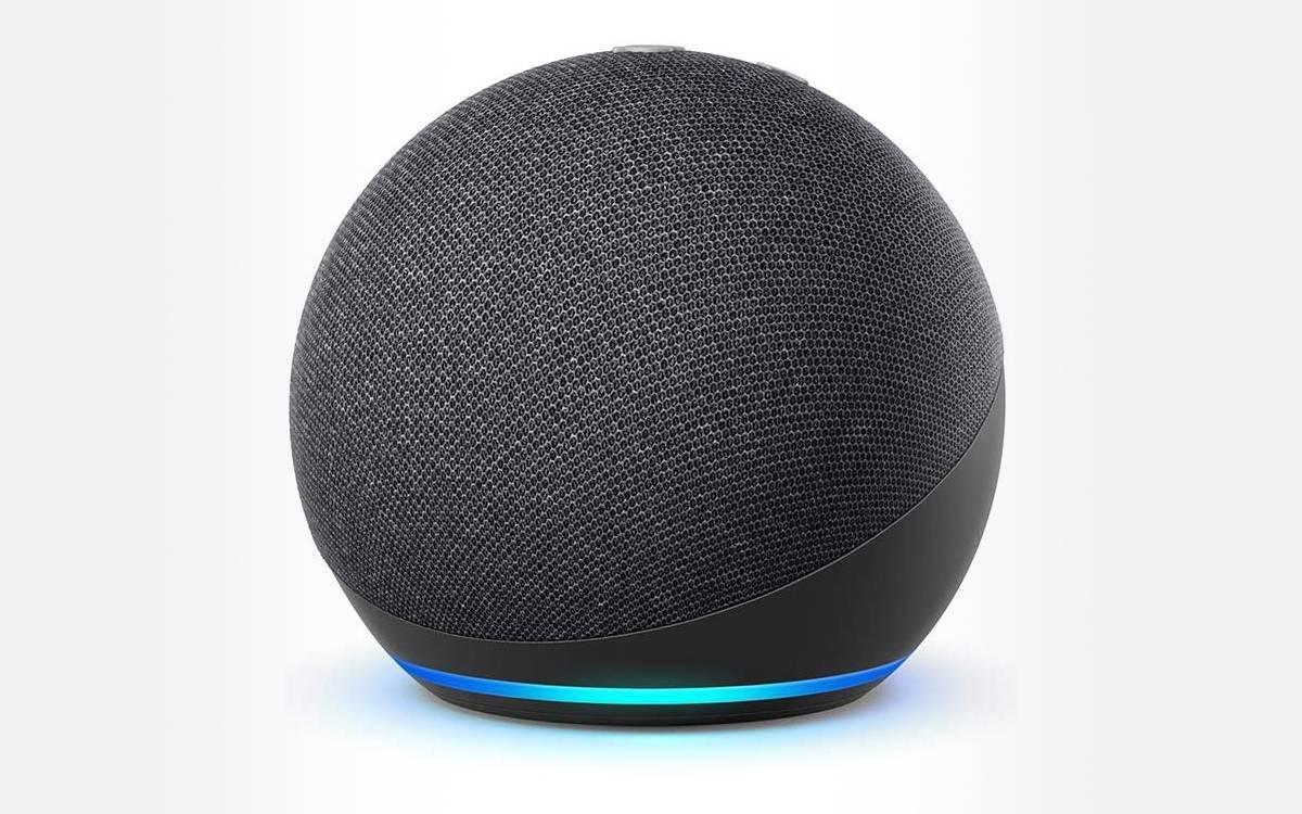 Echo Dot 4 en promotion