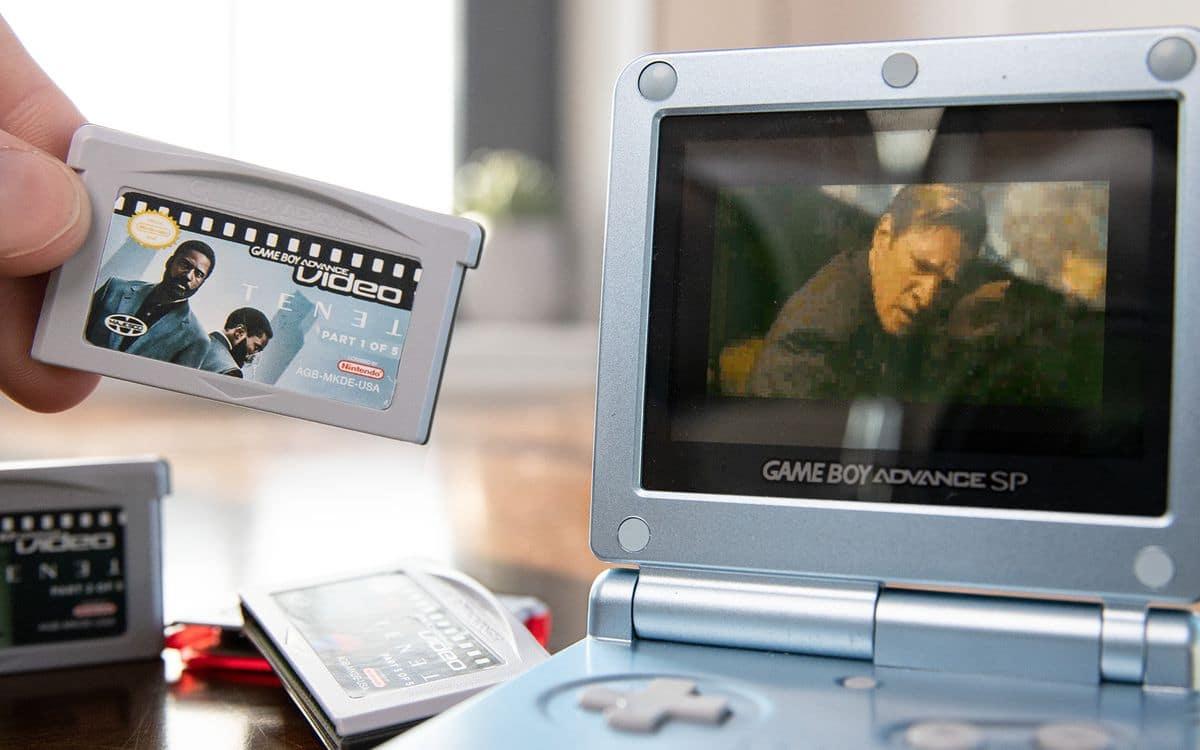 Tenet Game Boy