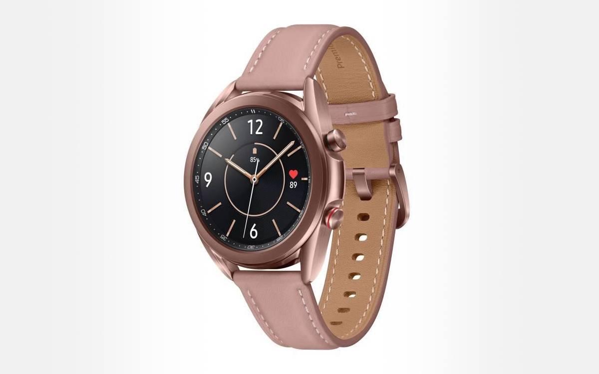 Galaxy Watch 3 à prix réduit chez Cdiscount
